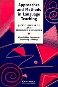 Approaches and Methods in Language Teaching : A Description and Analysis (Paperback)