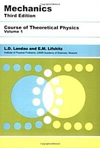 Mechanics : Volume 1 (Paperback, 3 ed)