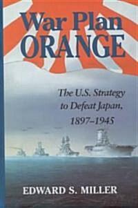 War Plan Orange (Hardcover)