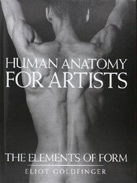 Human Anatomy for Artists: The Elements of Form (Hardcover)