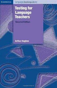 Testing for Language Teachers (Paperback, 2 Revised edition)