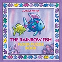 The Rainbow Fish Floor Puzzle Book (Board Book)