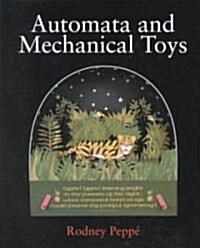 Automata & Mechanical Toys (Hardcover)
