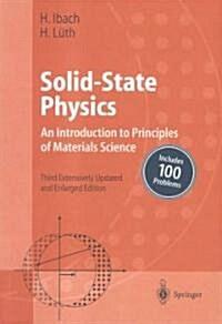 [중고] Solid-State Physics (Paperback, 3rd, Subsequent)