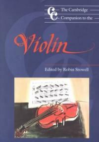 The Cambridge Companion to the Violin (Paperback)