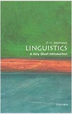 Linguistics: A Very Short Introduction (Paperback)