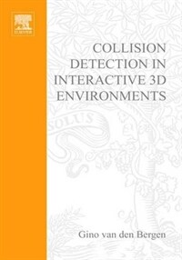 Collison detection in interactive 3D environments