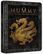 [블루레이] 미이라 3: 황제의 무덤 - 스틸북 한정판 (1disc)