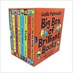Leslie Patricelli's Big Box of Brilliant Books (8 Board Books)