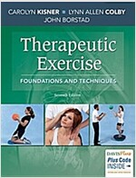 Therapeutic Exercise: Foundations and Techniques (Revised) (Hardcover, 7, Revised)
