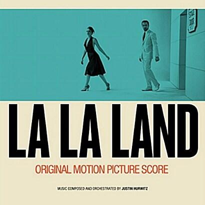 [수입] 라라랜드 O.S.T [스코어 음반] [Gatefold Cover 2LP]