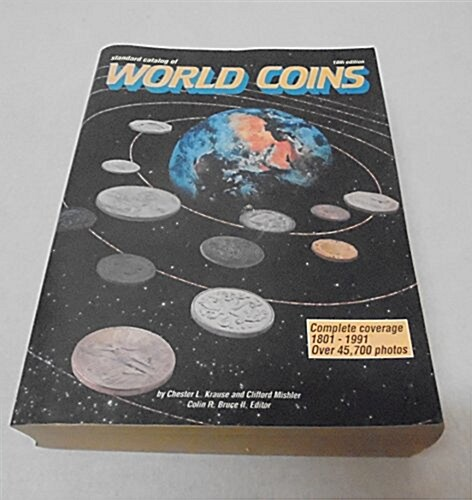 Standard Catalog of World Coins (Paperback, 18th)