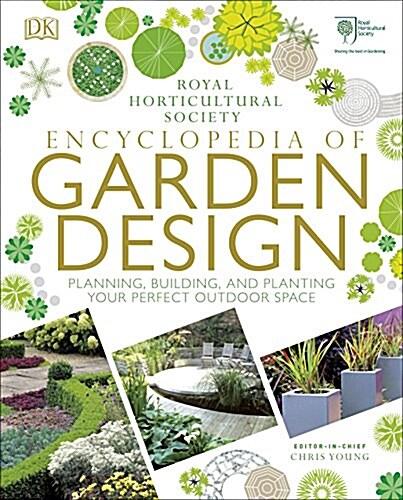 알라딘: RHS Encyclopedia of Garden Design : Planning ...