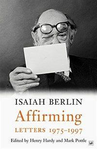 Affirming : Letters 1975-1997 (Paperback)
