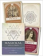 Magickal Spellcards: Craft - Cast - Activate - Empower (Other, Cards & Guidebo)