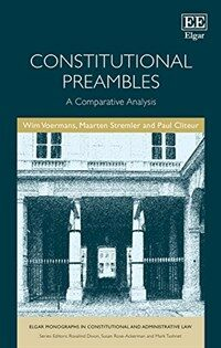Constitutional preambles : a comparative analysis