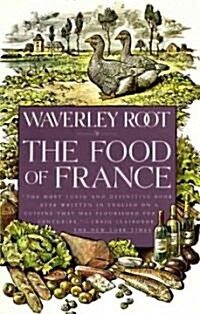 The Food of France (Paperback)