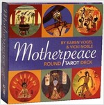 The Motherpeace Round Tarot Deck: 78-Card Deck (Other)