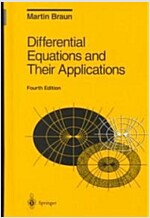 Differential Equations and Their Applications: An Introduction to Applied Mathematics (Hardcover, 4, 1993)