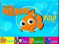 Fish in a Box (Disney/Pixar Finding Nemo) (Board Books)