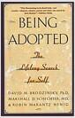 [중고] Being Adopted: The Lifelong Search for Self (Paperback)