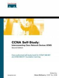 Interconnecting Cisco network devices (ICND): CCNA self-study 2nd ed
