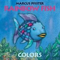 Rainbow Fish Colors (Board Book)