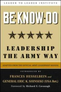 Be, know, do : leadership the Army way : adapted from the official Army Leadership Manual