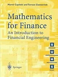 Mathematics for Finance (Paperback)