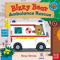 Bizzy Bear: Ambulance Rescue (Board Book)
