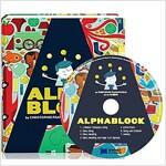 노부영 Alphablock (Boardbook + CD)