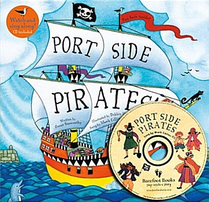 노부영 세이펜 Port Side Pirates! (Paperback + Hybrid CD)
