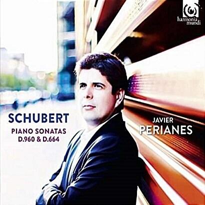 [수입] 슈베르트 : 피아노 소나타 21번 D.960 & 13번 D.664