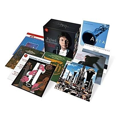 [수입] 리처드 스톨츠만 - RCA 녹음 전집 [오리지널 커버 40CD]