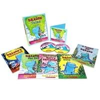 Dragon Tales Readers Box Set (Paperback 5권 + CD 2장)
