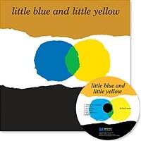 노부영 Little Blue and Little Yellow (Paperback + CD)