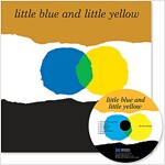 노부영 Little Blue and Little Yellow (New) (Paperback + CD)
