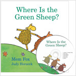 노부영 세이펜 Where Is the Green Sheep? (Paperback + CD)