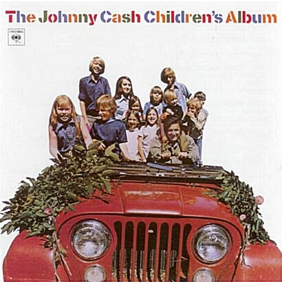 [수입] Johnny Cash - The Johnny Cash Childrens Album [LP][2017 RSD Limuted Edition]