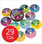 로알드달 오디오 CD 세트 (CD 29장, 비축약, 영국식 발음)