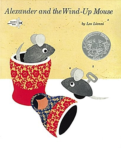 Alexander and the Wind-Up Mouse (Prebound, Bound for Schoo)