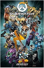 Overwatch: Anthology Volume 1 (Hardcover)
