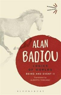 Logics of Worlds : Being and Event II (Paperback)