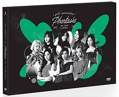 소녀시대 - Girls Generation 4TH TOUR Phantasia in SEOUL (2disc)