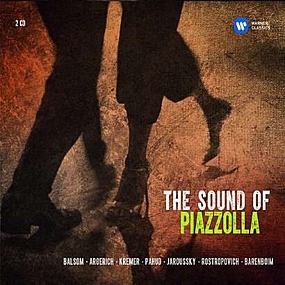 [수입] 피아졸라 사운드 [2CD 디지팩]