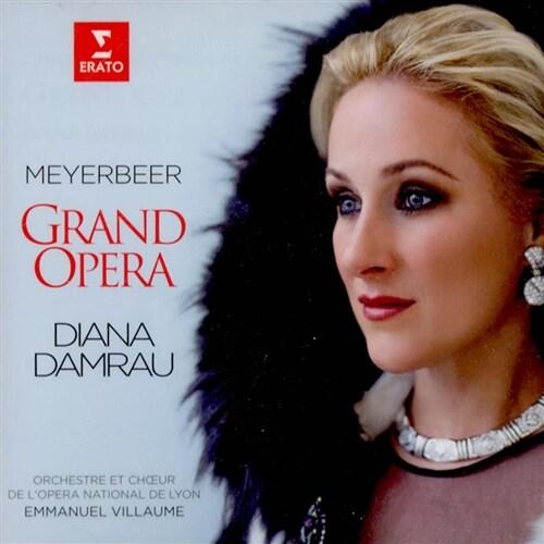 [수입] 디아나 담라우 - 마이어베어 그랑 오페라 아리아집 (일반반)