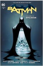 (뉴 52) 배트맨 10 : 에필로그