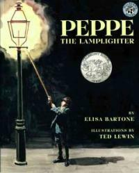 Peppe the Lamplighter (Hardcover)