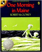 One Morning in Maine (Paperback)