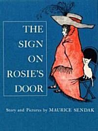 The Sign on Rosies Door (Hardcover)